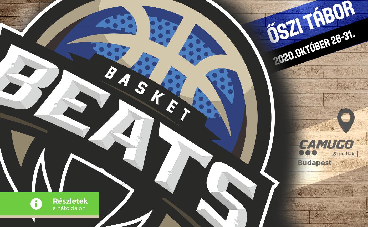 Basket BEATS Őszi Kosárlabda Tábor